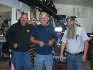 Wayne, Dan, and Shayne