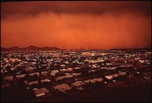 Arizona Historic Storm