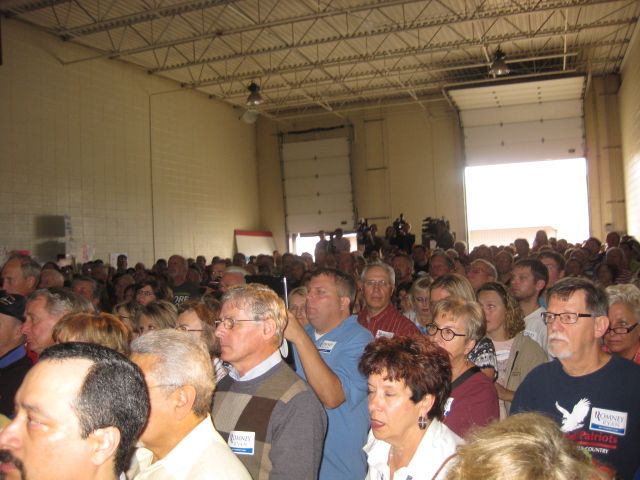 Republican Party Rally, Waukesha, WI